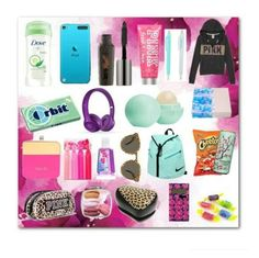 """girl essentials"" by chloeziegler2 on Polyvore"