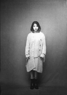 IU - Modern Times Epilogue - Black & White Photo Display @ the studio cr: 참사랑 source: 킨지 (kinji38317)  source: tumblr