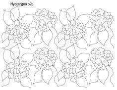 AnneBright.com - Shop | Category: Digitized Designs | Product: Hydrangea b2b