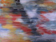 Peace under construction – acrylic painting by Monika Szilagyi Under Construction, Fine Art Photography, Artworks, Peace, Abstract, Artist, Painting, Design, Decor