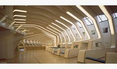 Library, Vennesla, Norway