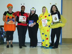 Bishop's Blackboard: An Elementary Education Blog: Book Character Parade