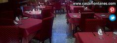 ¡Os esperamos en Restaurante Casa Montañes! :P