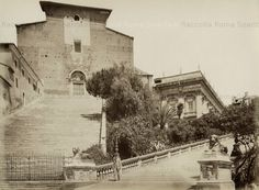 Santa Maria in Ara Coeli 1880