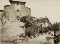 Santa Maria in Ara Coeli Anno: 1880 ca.