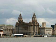 Liverpool Docks, Life Moves Pretty Fast, Big Ben, Louvre, Explore, Building, Travel, Viajes, Buildings