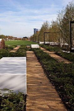 Eastside City Park Birmingham UK | Patel Taylor