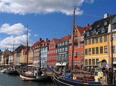 Le Danemark... encore mieux que les Pays Bas pour y faire de la bicyclette!