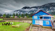 Areng kel Resort, Neelum Valley, Azad Kashmir, Pakistan