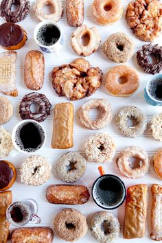 Assorted Donuts = Paradise