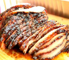 Hickory Smoked Flank Steak