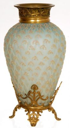 Quilted Gl Vase on