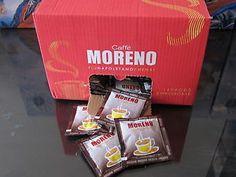 Scatola da 150 Cialde Caffè Moreno