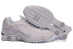 http://www.jordannew.com/womens-nike-shox-r4-shoes-white-grey-brilliant-silver-authentic.html WOMEN'S NIKE SHOX R4 SHOES WHITE/GREY/BRILLIANT SILVER AUTHENTIC Only $80.96 , Free Shipping!