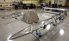 Before American astronauts go to Mars, they first have to grapple with an asteroid. NASA Langley helps build robot to fetch an asteroid