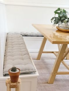 Custom Bench Cushions, Floor Pillows, Daybed Mattresses by GratefulHome Booth Seating, Banquette Seating, Floor Seating, Lounge Seating, Outdoor Lounge, Loft Flooring, Window Seat Cushions, Garden Bench Cushions, Chair Cushions