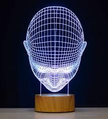 Resultado de imagen para lamparas hechas en acrilico Sliceform, Light Shield, Diy Cnc Router, Mood Lamps, Lightsaber, Led Lamp, Laser Cutting, Laser Engraving, Night Light