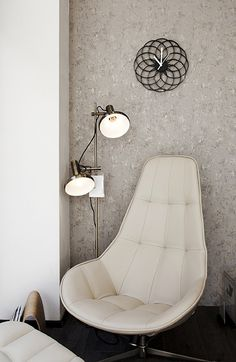 BoConcept Notting-Hill Showroom    Come to visit BoConcept Showroom and try one of ours the most comfortable chairs.  Boston Chair - with swivel and tilt function.  Our exclusive armchairs can all be customised;