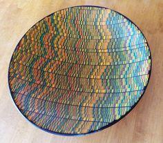 Glass Habitat - Home Fused Glass Plates, Fused Glass Art, Slumped Glass, Glass Vessel, Glass Bowls, Glass Artwork, Stained Glass Windows, Glass Design, New Art