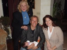 Michael Bolton with his family :)