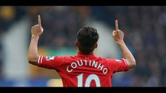 philippe coutinho vs Swansea City (Away) 01/10/2016