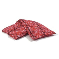 Microwaveable Cherry Pit Heating Pad - Cherry Blossoms - Large