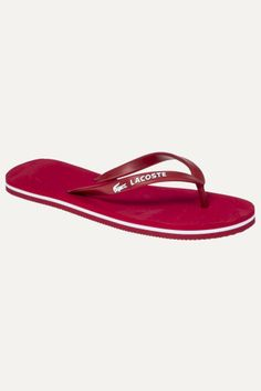 eb35f25895b17 See more. Lacoste Women s Ancelle Flip Flop   Women Men Sandals