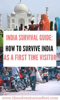 India travel tips: 10 tips on how to survive in India as a first time visitor India Travel Guide, Asia Travel, Traveling To India, Bus Travel, Disney Travel, Vietnam Travel, Train Travel, Travelling, Goa India