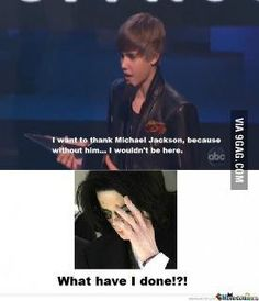 Ultimate Michael Jackson Facepalm