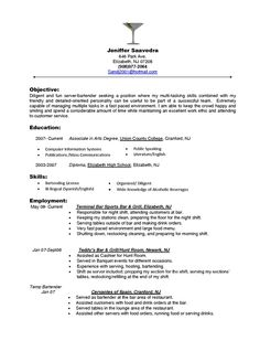 Restaurant Manager Resume Example Resume examples Resume