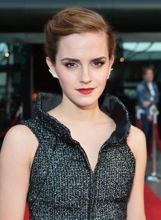 Quando Emma confessou que ignorar a fama foi a sua rebelião. | Os 28 momentos perfeitos de Emma Watson em 2013