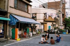 東京街撮り  その2   月島、佃島を歩く : ふつうのコト  Tsukuda-jima, Tokyo, Japan