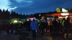Night is on AT the 24h of the Nürburgring. #gtreport #gt #gt3 #gt4 #racing #motorsport #motorsports #vln #nürburgring #nordschleife #spa #fiawec #blancpaingt #britishgt #britcar #vln3 #n24 #n24h #24hnürburgring #porsche #porsche911 #Brünnchen #camping #spectators by gtxreport