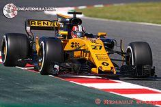 Impresionante inicio de Renault en el GP de España  #F1 #Formula1 #SpanishGP