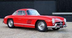 1955 Mercedes-Benz 300 SL - Gullwing | Classic Driver Market