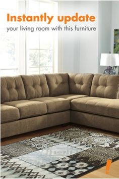 Awesome Light Gray Sectional Sofa....not Totally My Style But The Price Is Right.  Brighten With Funky Pillows And Throws? | Mi Casa | Pinterest | Grey  Sectional ...