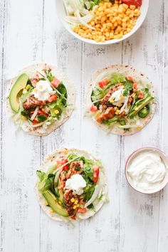 Grilled Salmon Soft Tacos | Gimme Delicious