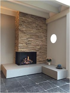 latest photos fireplace with bench ideas free Maestro gas card . latest photos fireplace with bench ideas free Maestro gas card … latest photos fireplace Tv Above Fireplace, Bedroom Fireplace, Home Fireplace, Brick Fireplace, Living Room With Fireplace, Fireplace Design, Fireplaces, Home And Living, Minimalist House