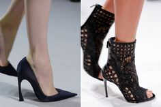 Christine Centenera #17: An edit of my favourite shoes from the Spring 13 collections - in other words, my shopping list.