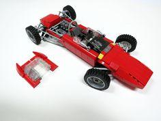 Lego cars - Bob Alexander