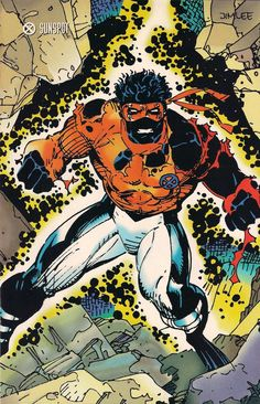 Sunspot •Jim Lee