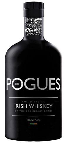 THE POGUES whiskey 40 % 70 cl www.wijn-sterkedranken.be