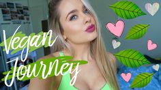 My Vegan Journey (Beauty Guru & Vegan Parody)