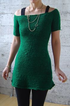 supercallafragelisticespecialliCUTE mini dress! -*with quasi-pattern on pg5!* - KNITTING