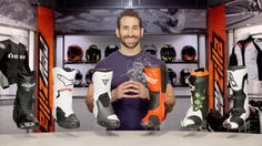 2015 Sport and Race Boots Buyers Guide at RevZilla.com
