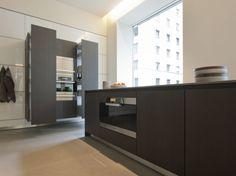 Küche von Bulthaup dunkle Ausführung