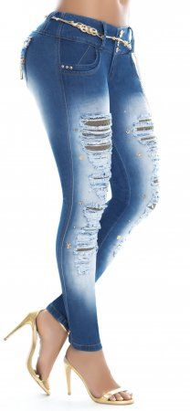 Jeans levanta cola WOW 86249