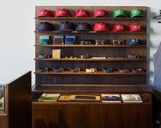 Hat / Accessory display