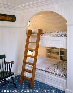 another space saving sleeping arrangement