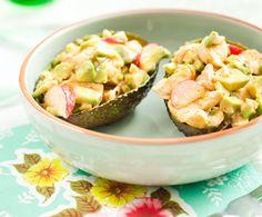 Recept: Avocadosalade met kip | Gezond Eten Magazine